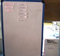 Classroom Accountability System 1