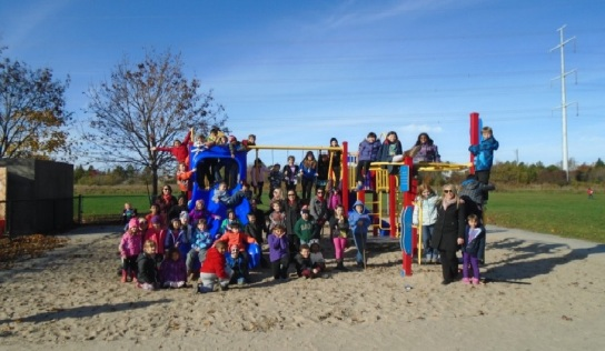 The Children's Village at Bridlewood 2014-2015