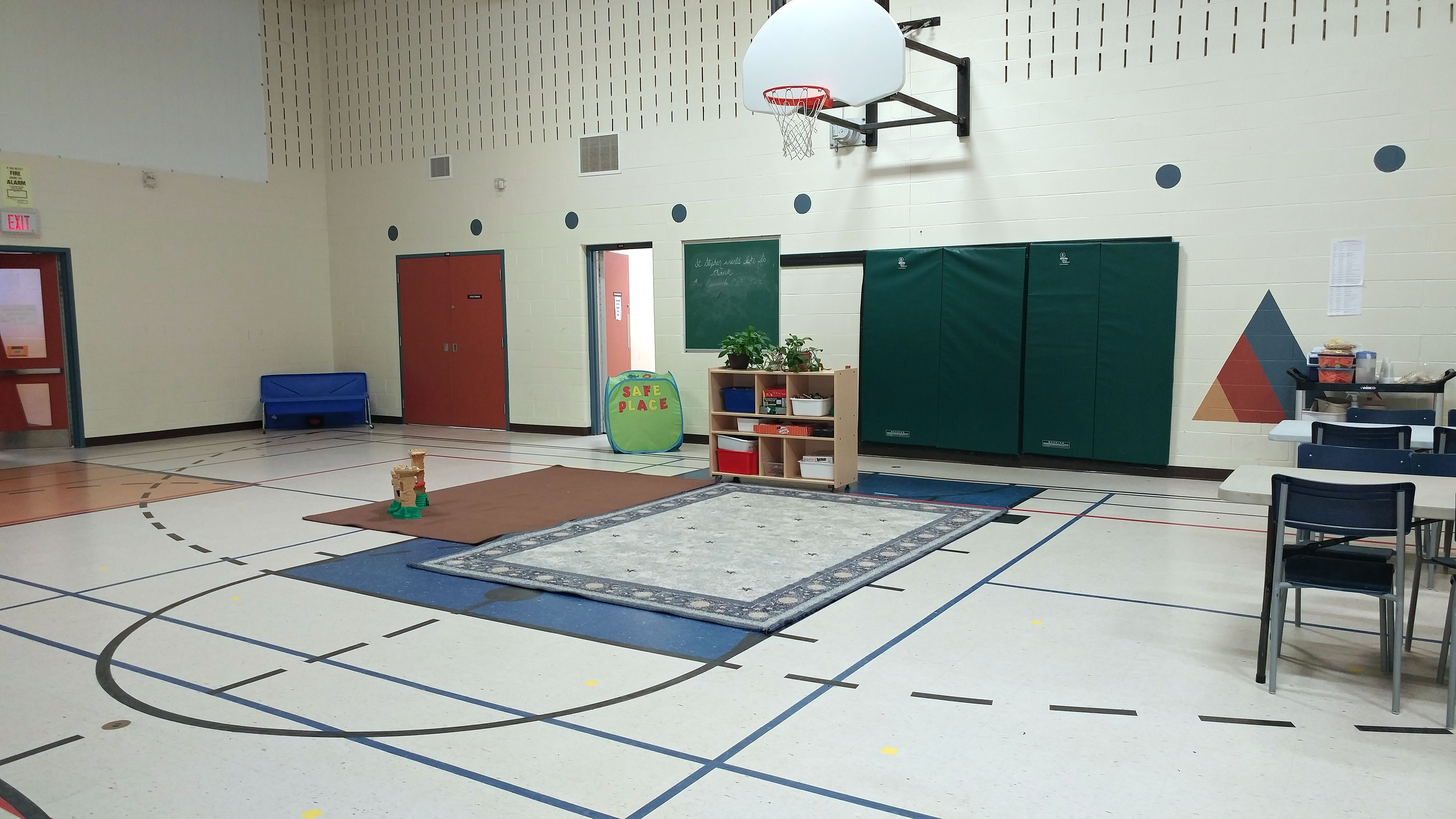 Setting Up Your School Age Gym Environment Access